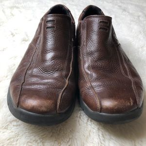 Privo By Clark's Men's Brown Dress Shoes Size 11
